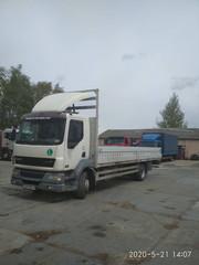 Перевозка грузов открытой машиной 7-8 тонн