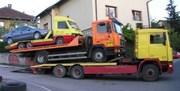 Эвакуация легковых, грузовых автомобилей, спецтехники весом до 9 тонн