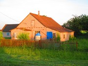 Продам дом в д. тетеревец 20 км.от г.клецка Минская область