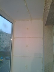 Обшивка балкона цена
