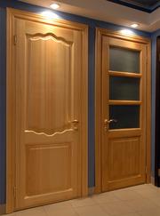 Деревянные двери,  без предоплаты