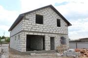 Стоительство домов из блоков под ключ в Дзержинске и р-не
