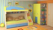 Детская комната,  кухня,  шкаф-купе под заказ