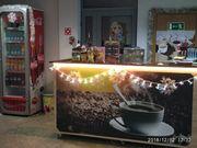 Продается кофейня 5м2 в административном здании