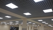Монтаж потолка армстронг,  грильянто