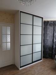 Встроенный или корпусной шкаф купе под заказ