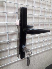 Комплект врезного замка для калитки или входной двери