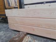 Брус профилированный для строительства деревянных домов